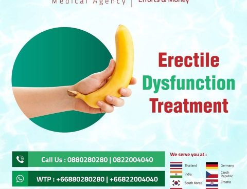 Best Stem Cell Treatment for Erectile Dysfunction Cost in Thailand