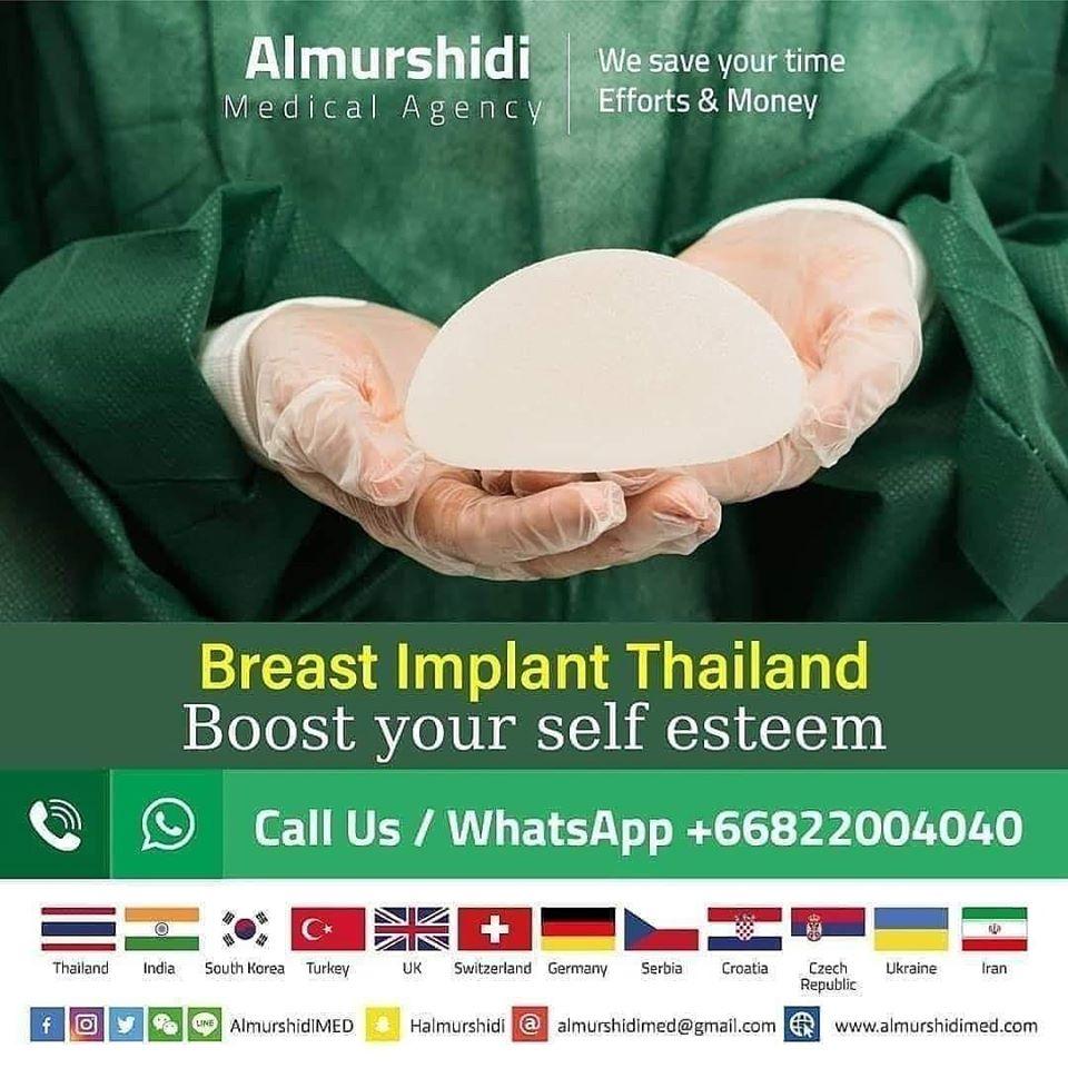 Best Breast Augmentation Prices in Thailand
