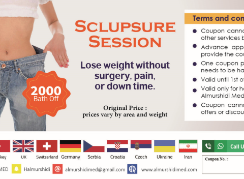 Best SculpSure Session Cost in Thailand