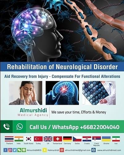 Best Neurological Disorders Treatment in Thailand