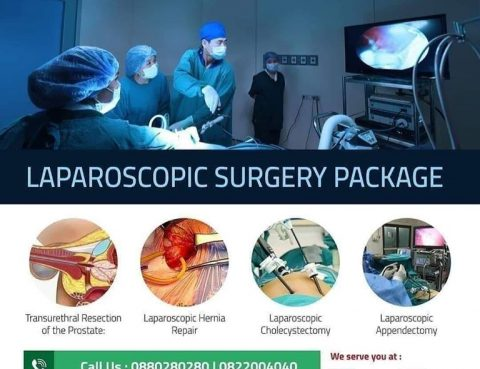 Best Laparoscopy Surgery Cost in Thailand