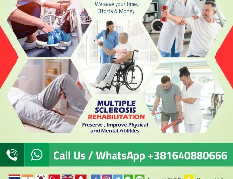 Best Multiple Sclerosis Treatment in Thailand