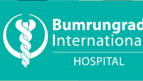 Bumrungrad Hospital Combats Virus with Disinfecting Robot