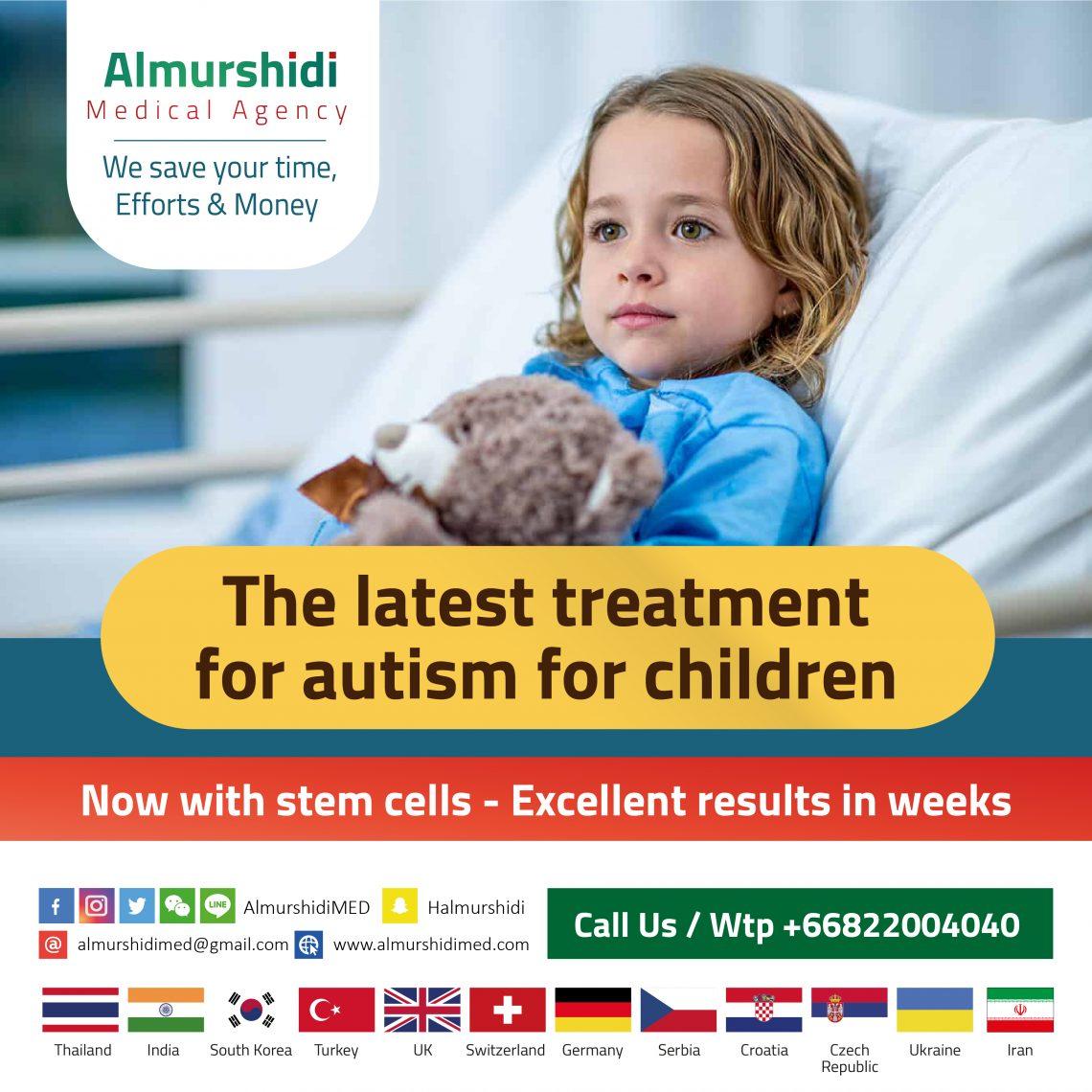 Autism Spectrum Disorder Treatment in Thailand