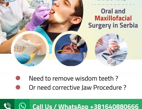 Best Oral and Maxillofacial Surgery Cost in Serbia