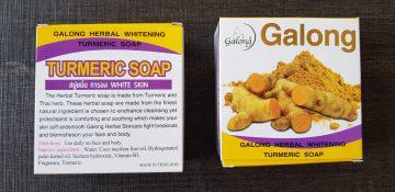 Galong Turmeric Soap