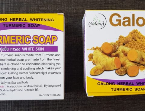 Galong Turmeric Soap