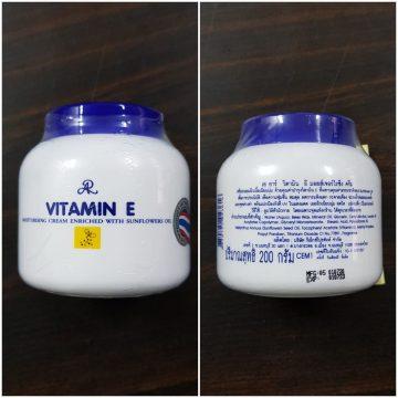 Ar Vitamin E Cream the Best in Thailand