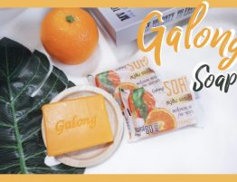 Galong Soap