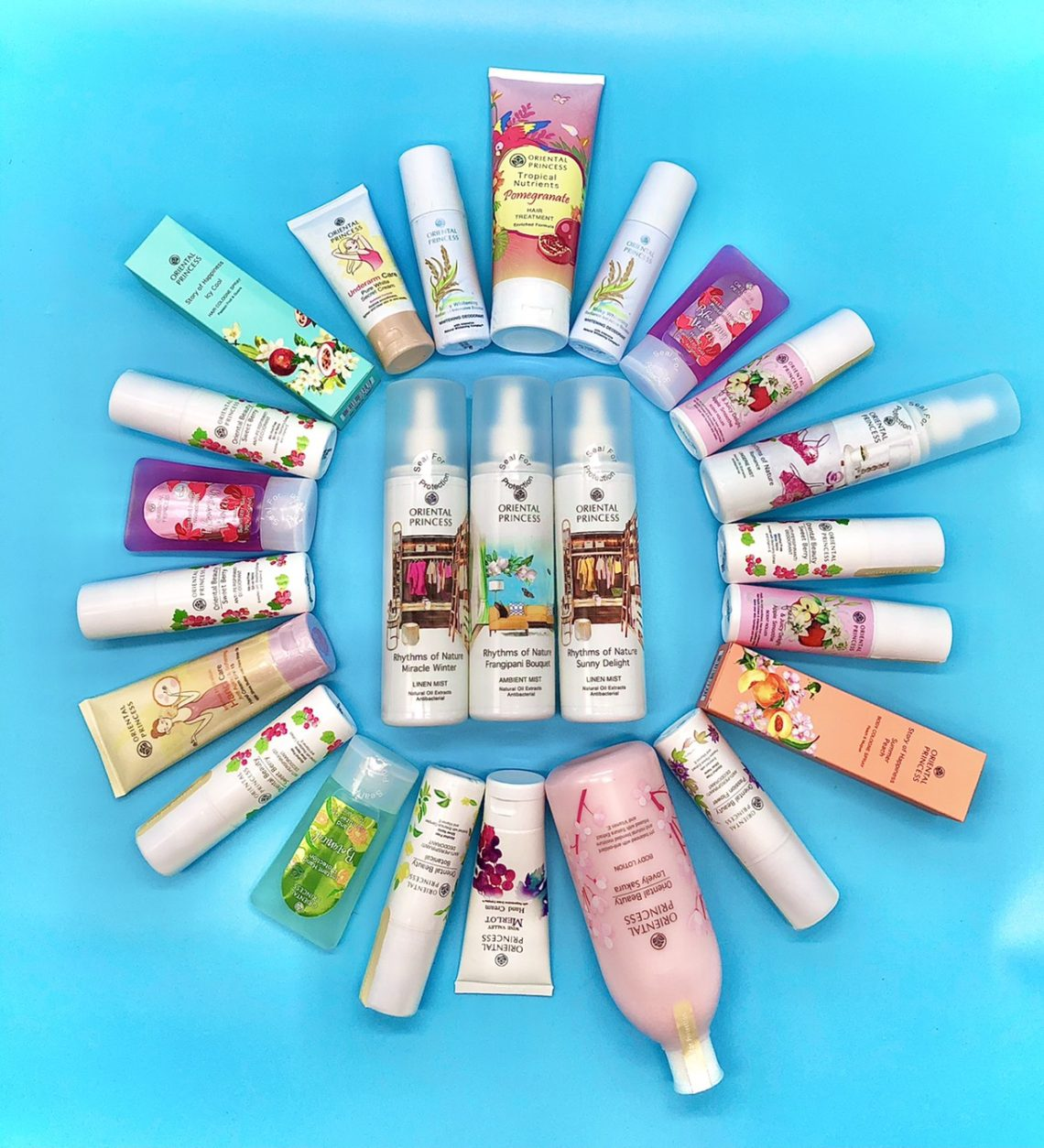 Oriental Princess Products